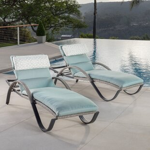 Modern Purple Outdoor Chaise Lounge Chairs You Ll Love In 2021 Wayfair