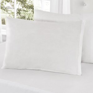 All-In-One Bed Bug Pillow Protector (Set of 2) by Alwyn Home