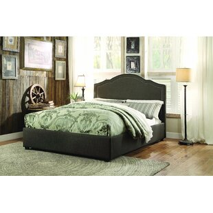 Cantrall Upholstered Platform Bed by Darby Home Co