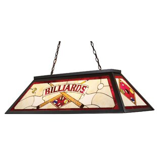 Latitude Run Alexandria Lighting/Billiard/Island 4-Light Pool Table Light