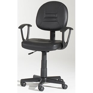 Hydraulic Task Chair by Chintaly Imports Today Sale Only