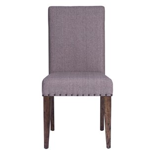 Gillan Upholstered Dining Chair (Set of 2) Gracie Oaks