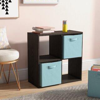 Anzalone Cube Bookcase by Ebern Designs SKU:EC597802 Description