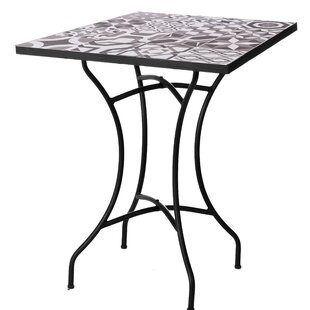 Seely Metal Bistro Table By Sol 72 Outdoor