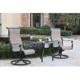 Bagwell 3 Piece Bistro Set