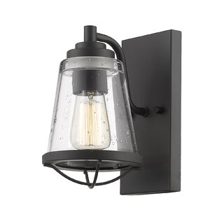 Breakwater Bay Crowder 1-Light Armed Sconce