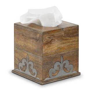 Low priced Heritage Tissue Box Cover By The GG Collection