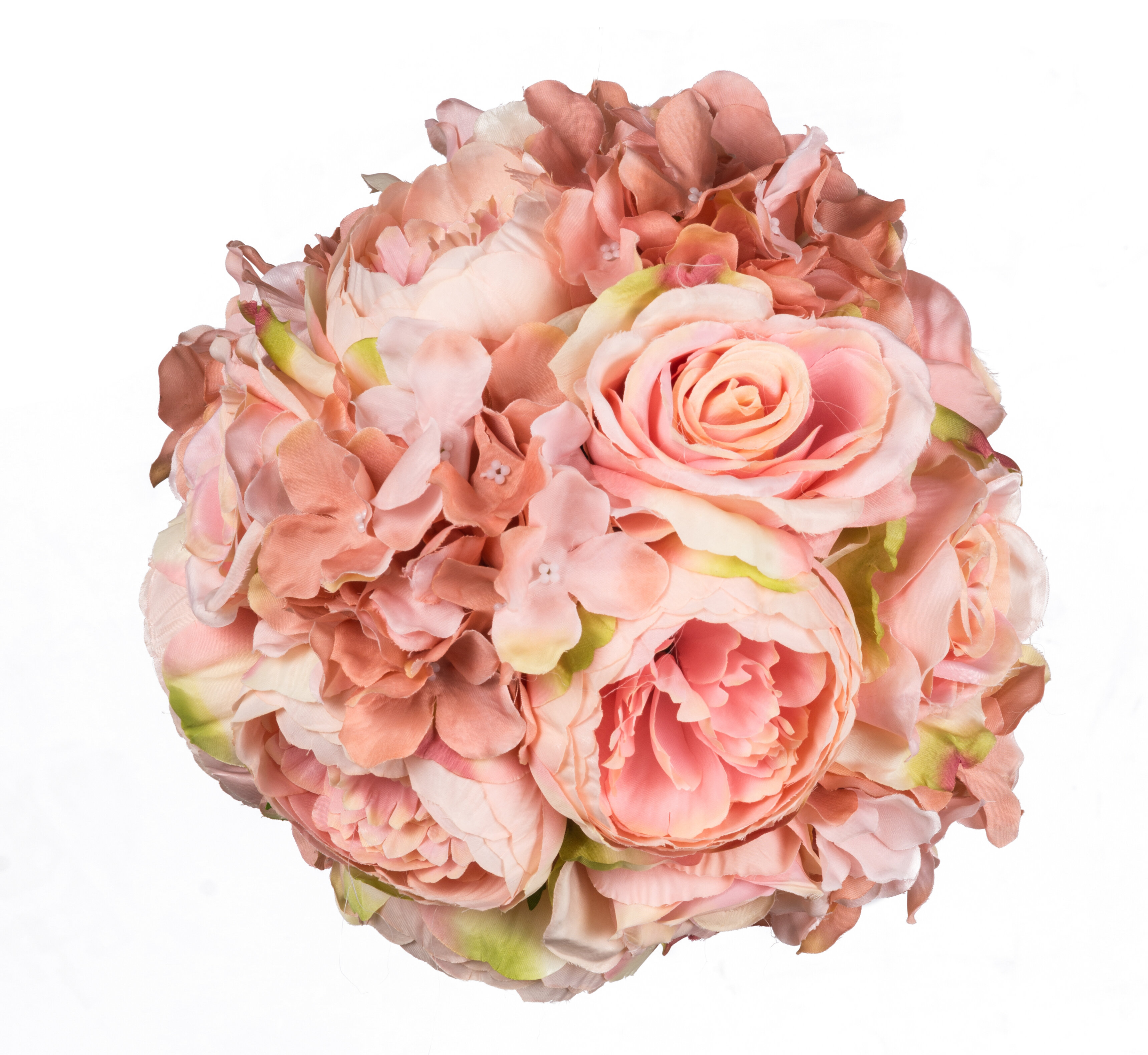 Ophelia Co Hydrangea Rose Ball Flower Wayfair