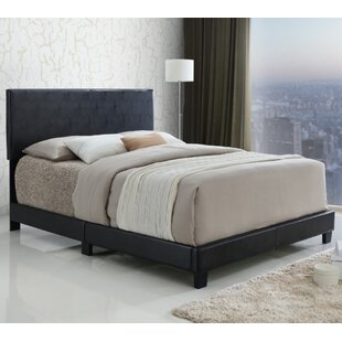 Sloan Upholstered Panel Bed