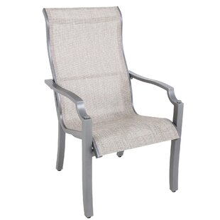 Konevsky Outdoor Patio Dining Chair (Set of 6)