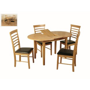 Johannsen Extendable Dining Table By ClassicLiving