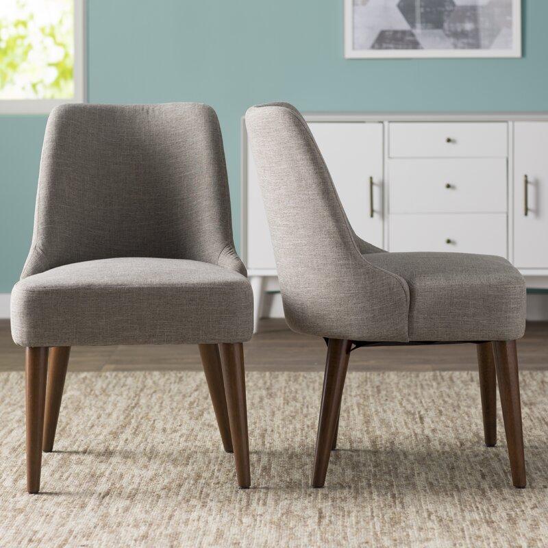 Langley Street Hemet Upholstered Dining Chair