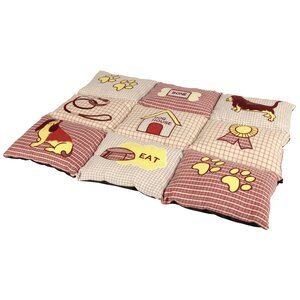 Markham Patchwork Quilted Pad