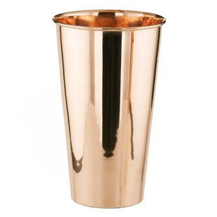 Solid Copper 32 oz. Juice Glass