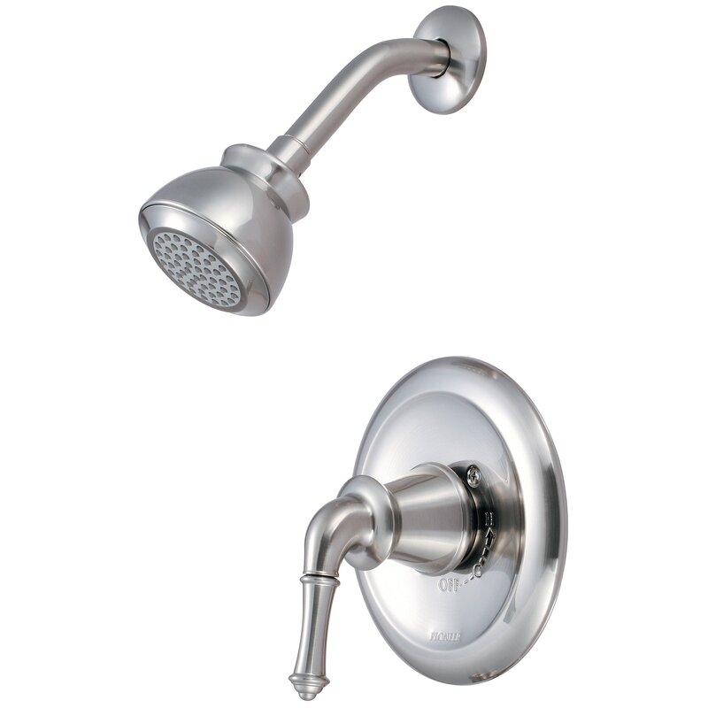 Pioneer Del Mar Single Handle Volume Control Shower Faucet Wayfair