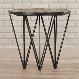 MIXT Ruffin End Table