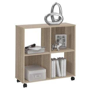 Boretti Bookcase By 17 Stories
