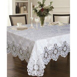 Crochet Lace Tablecloth   Wayfair