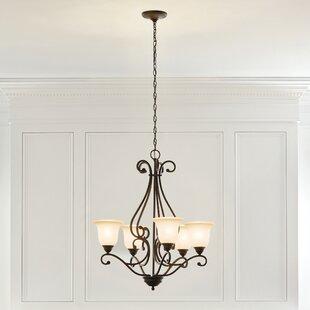 16 Light Scavo Glass Chandelier Wayfair