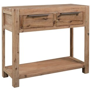 Wes Console Table By Union Rustic