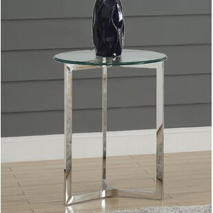 Find the perfect Wimbley End Table by Latitude Run