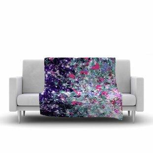 Ebi Emporium In Perpetuity Painting Fleece Blanket ByEast Urban Home