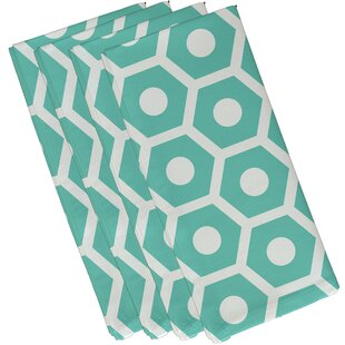Geometric Decorative Napkin (Set of 4)