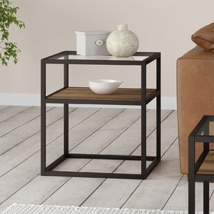 Wrought Studio Howa End Table
