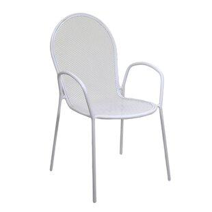 Bernal Stacking Garden Chair By August Grove