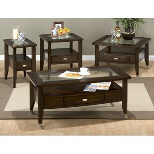 Berwick 4 Piece Coffee Table Set