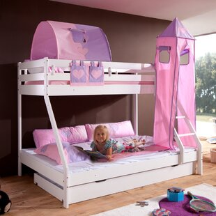 Price Sale Fairman Bunk Bed With Drawer And Textile Set