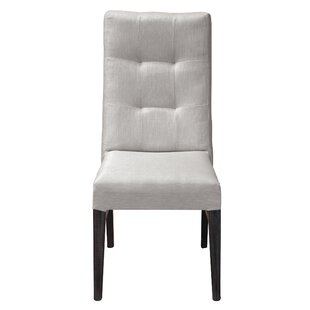 Brownlow Upholstered Dining Chair Alcott Hill