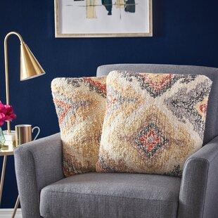 Eisenhart Wool Throw Pillow (Set of 2)