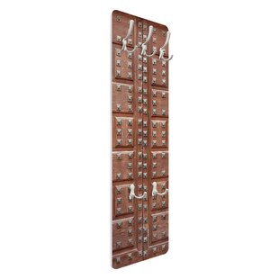 Moorish Door In Alhambra Wall Mounted Coat Rack By Symple Stuff