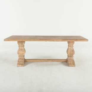 World Interiors Mango Wood Dining Table