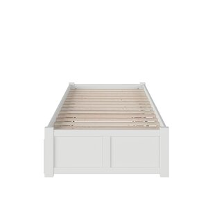 Bolick Extra Long Twin Platform Bed by Isabelle amp Max