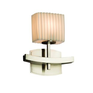 Wiedman Archway 1-Light Armed Sconce by Bloomsbury Market