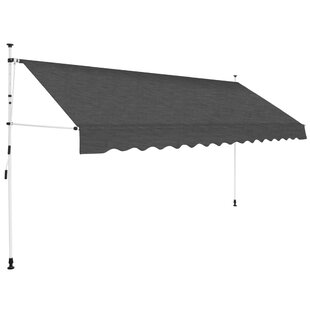Bocanegra Manual W 4 X D 1m Retractable Patio Awning By Sol 72 Outdoor