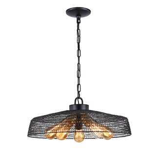 17 Stories Jeavon 5-Light Dome Pendant