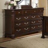 Raftery 9 Drawer Dresser by Astoria Grand