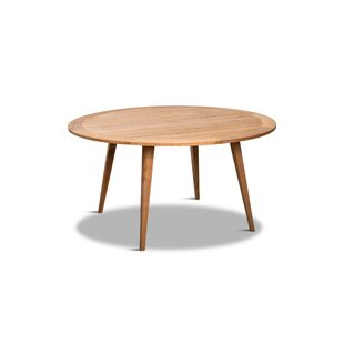 Hogue Solid Wood Dining Table by Roseclif..