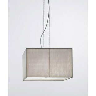 Seward 4-Light Square/Rectangle Pendant by Brayden Studio