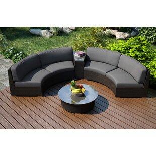 Hodge 4 Piece Sofa Seating..
