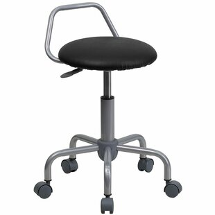 Krull Low-Back Ergonomic Stool