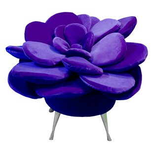 Flower Stool By Happy Barok