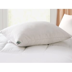 Essentials 100% Down Standard Pillow by Kathy Ireland Home by Blue Ridge
