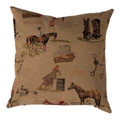Tapestry Pillows Wayfair