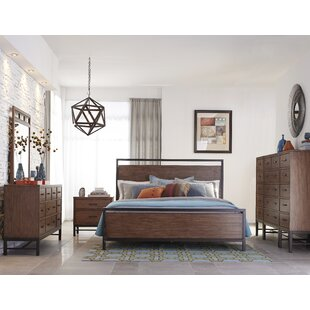 Arcadia Panel Configurable Bedroom Set