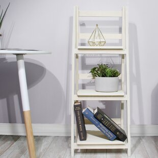 Foldable Ladder Bookcase by JIA HOME Purchase