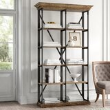 Boyd Etagere Bookcase by Kelly Clarkson Home